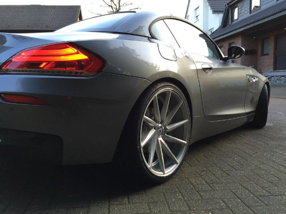 """BMW Z4 E89 Spacegrau 20"""" - BMW Z1, Z3, Z4, Z8"""