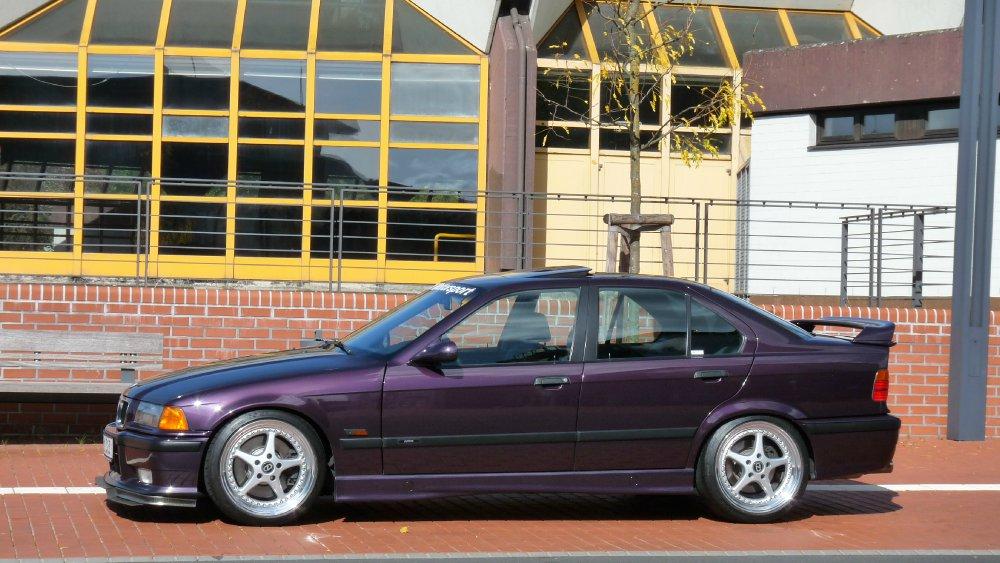 BMW E36 332i Class II Limousine S52B32US ALPINA B3 - 3er BMW - E36