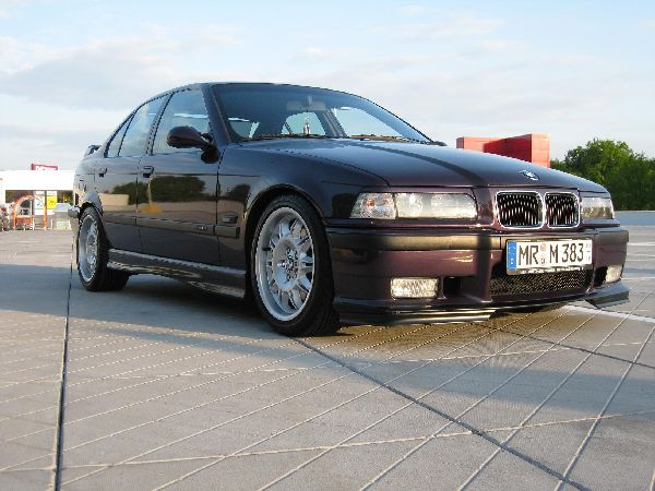 BMW E36 332i Class II Limousine S52B32US ALPINA B3 - 3er BMW - E36 - IMG_0181.JPG