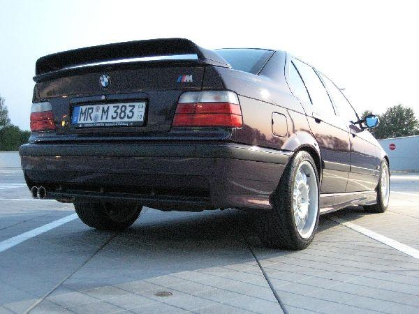 BMW E36 332i Class II Limousine S52B32US ALPINA B3 - 3er BMW - E36 - IMG_3678.JPG