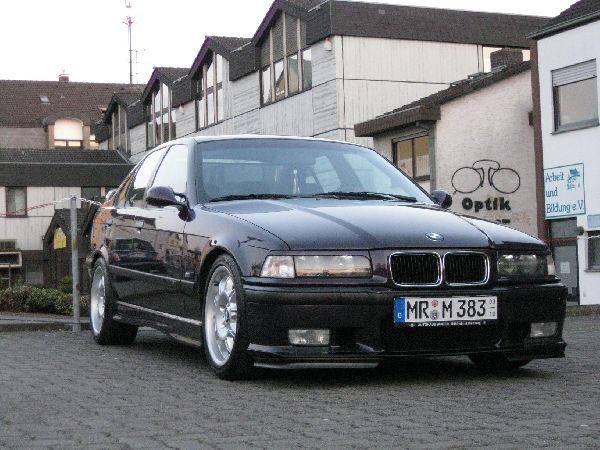 BMW E36 332i Class II Limousine S52B32US ALPINA B3 - 3er BMW - E36 - IMG_0202.JPG