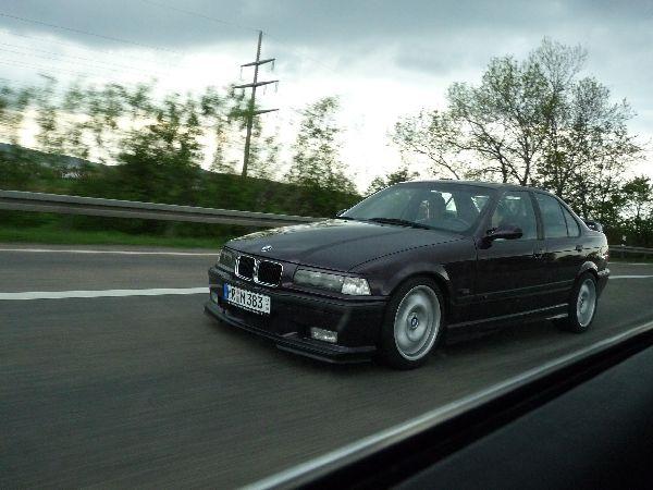 BMW E36 332i Class II Limousine S52B32US ALPINA B3 - 3er BMW - E36 - P1070167.JPG