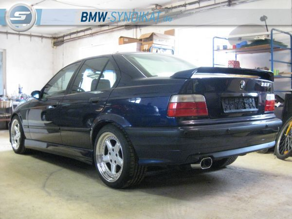 BMW E36 332i Class II Limousine S52B32US ALPINA B3 - 3er BMW - E36 - IMG_0766.JPG