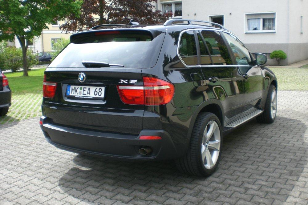 Außen dunkel, Innen hell - BMW X1, X2, X3, X4, X5, X6, X7