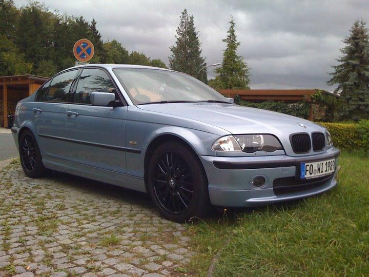 E46 320I ***Blue Magic*** - 3er BMW - E46