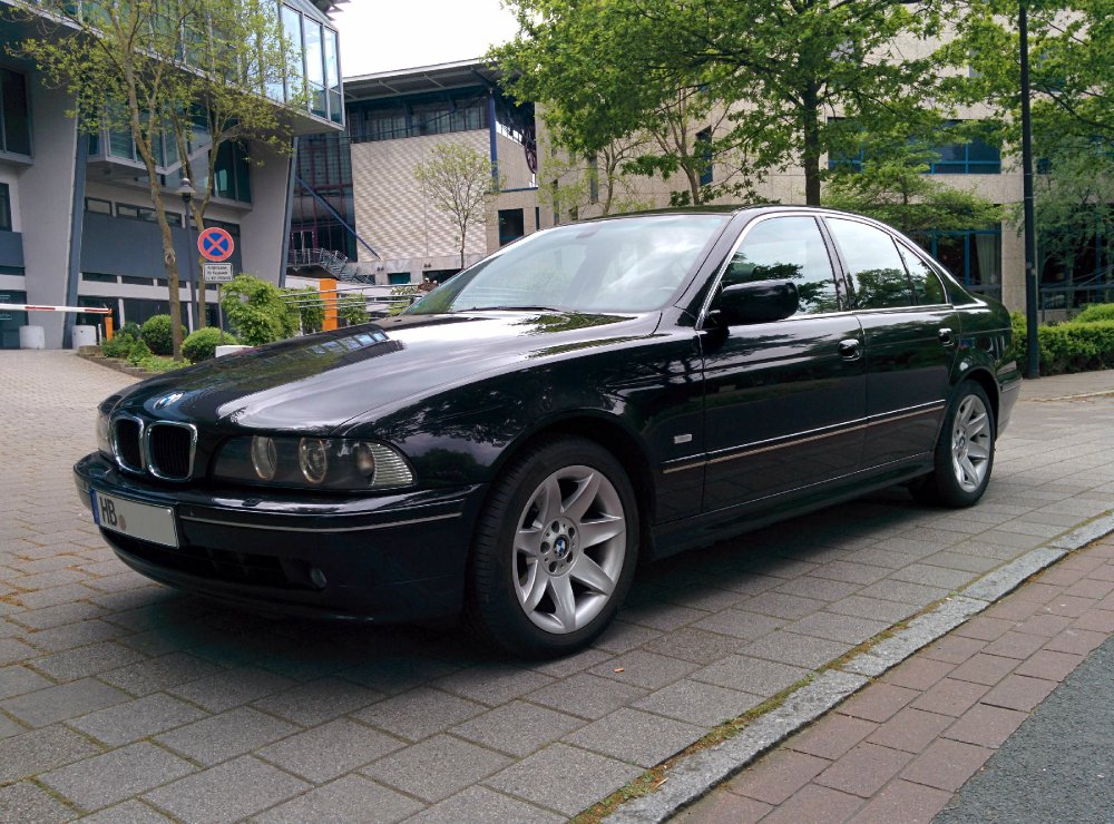 525ia edition exclusive 5er bmw e39 limousine. Black Bedroom Furniture Sets. Home Design Ideas