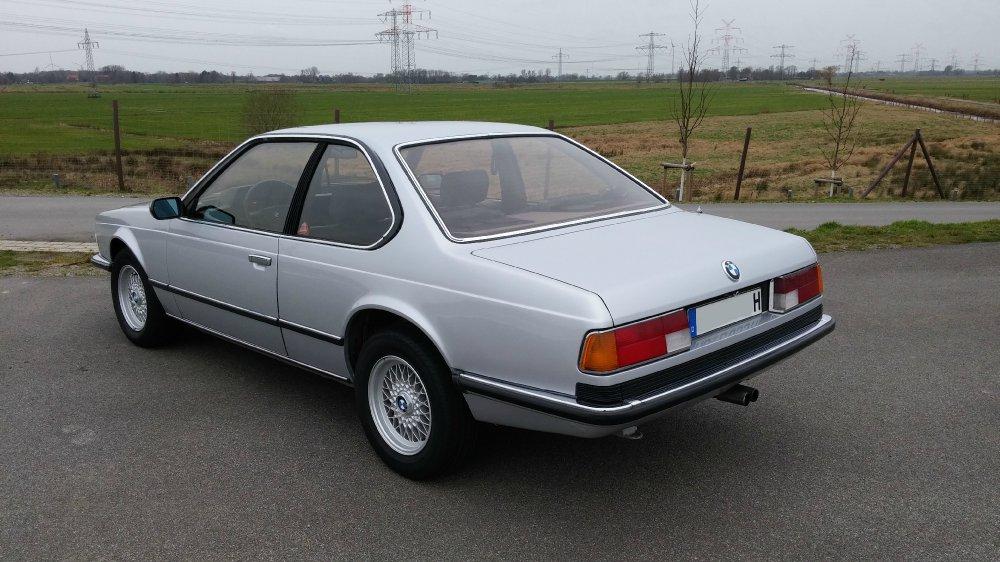 635 CSi 6CS/1 - Fotostories weiterer BMW Modelle