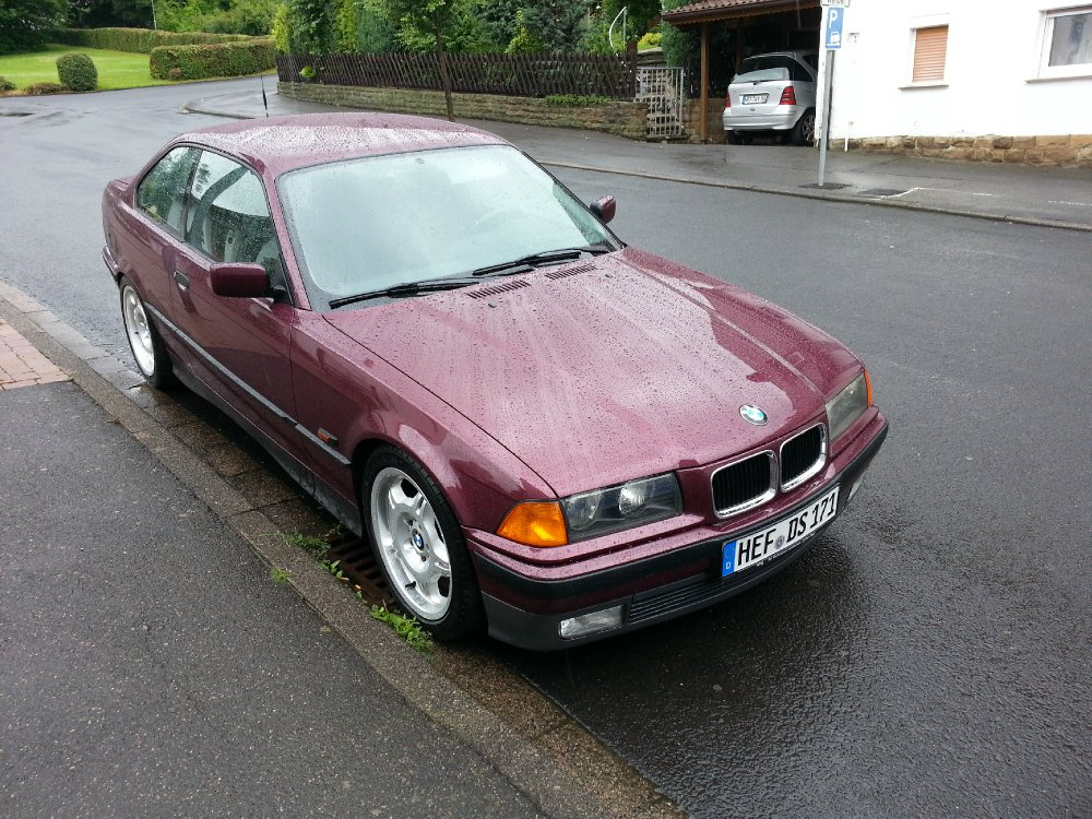 328i Coupe Rentneredition goes ///M Style - 3er BMW - E36