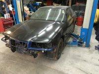 E36 328i Coupe - 3er BMW - E36 - IMG_3349.JPG