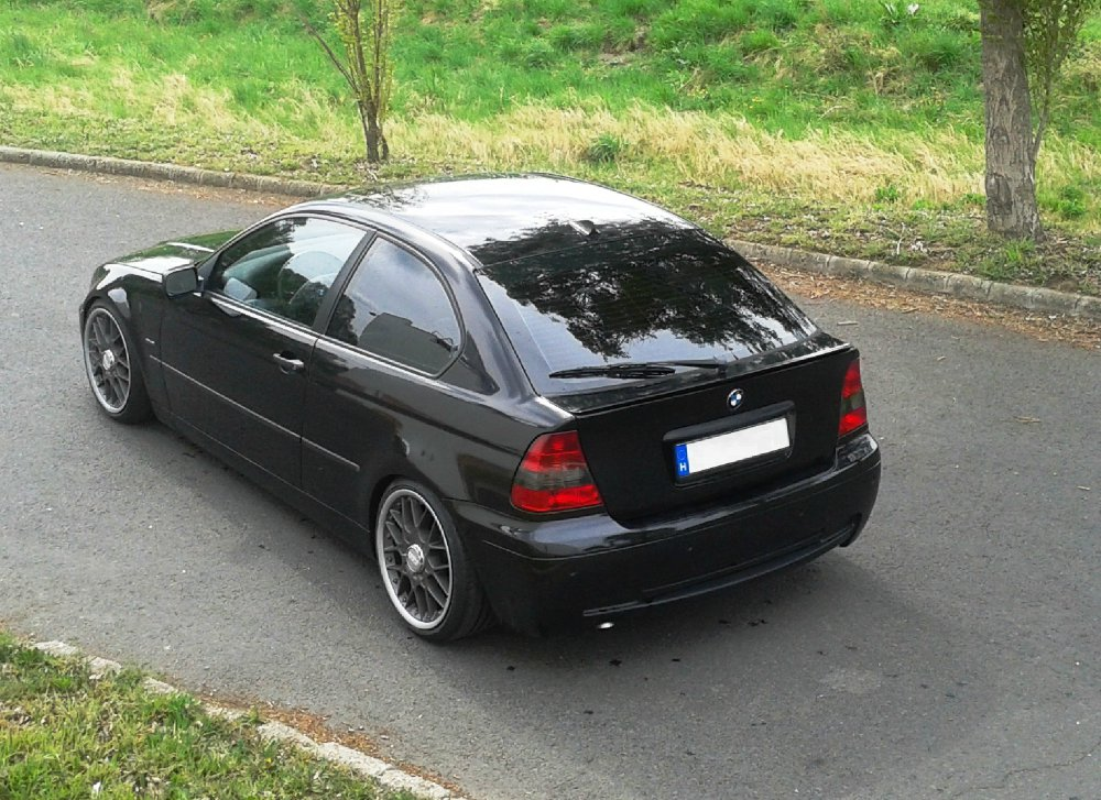 frontumbau coupact 3er bmw e46 compact tuning. Black Bedroom Furniture Sets. Home Design Ideas