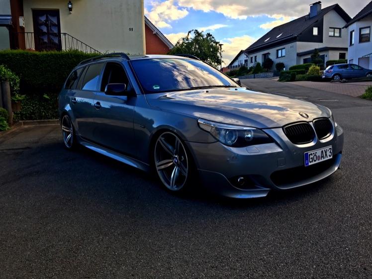 """BMW e61 530d """"alltagsfahrzeug"""" - 5er BMW - E60 / E61"""