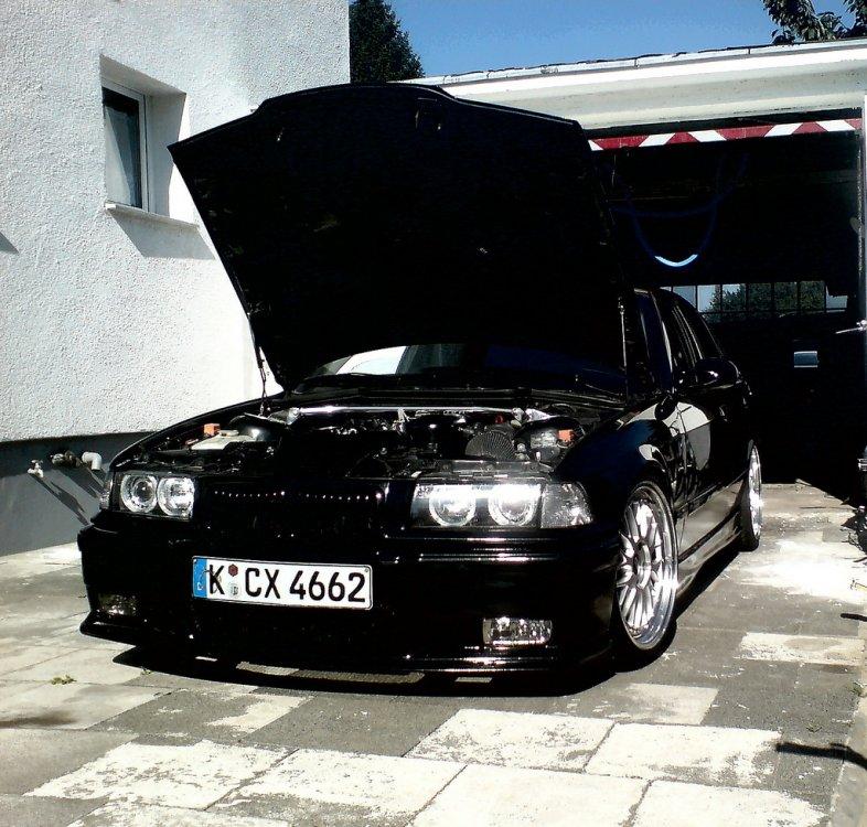 BMW E36 330i THE SOUND OF GOD - 3er BMW - E36