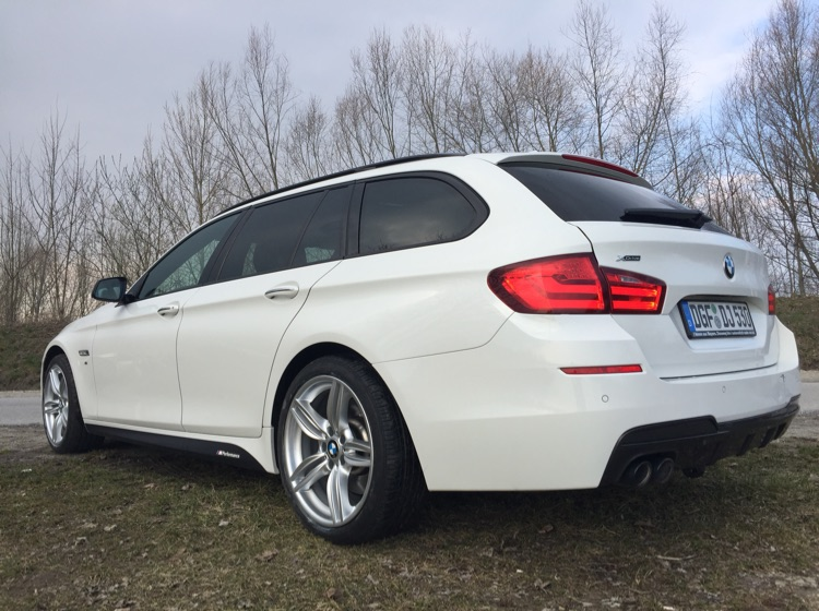 f11 530d xdrive Performance Paket - 5er BMW - F10 / F11 / F07