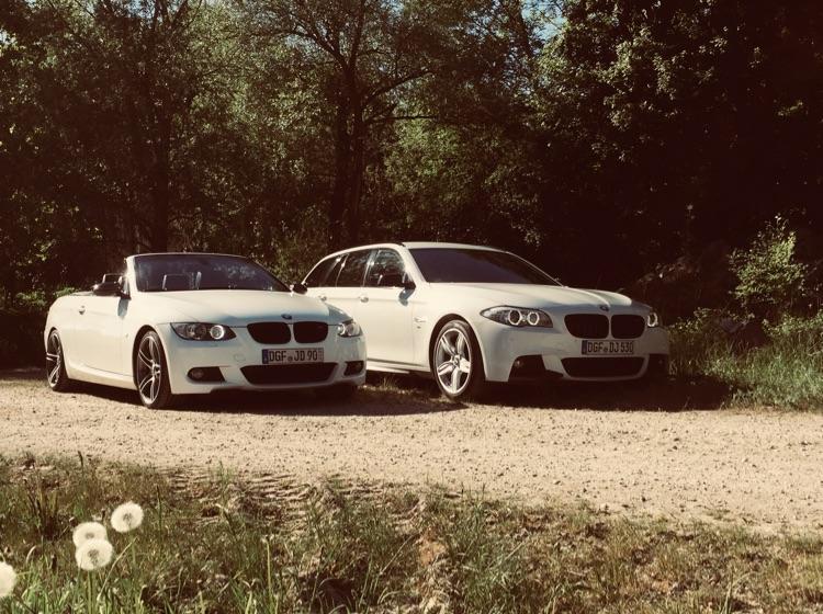 E93 325i Sommerfahrzeug - 3er BMW - E90 / E91 / E92 / E93