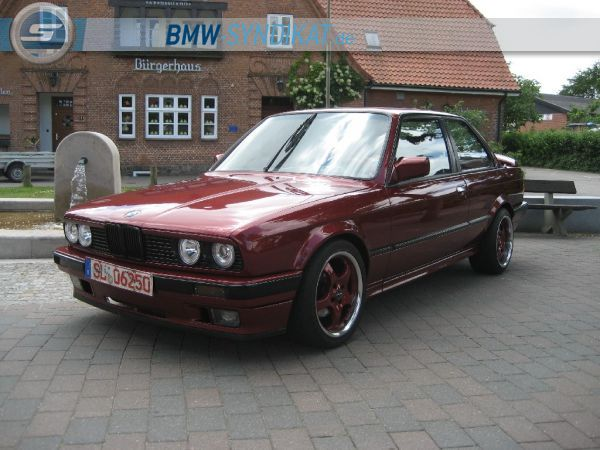 E30, 320 Coupe - 3er BMW - E30