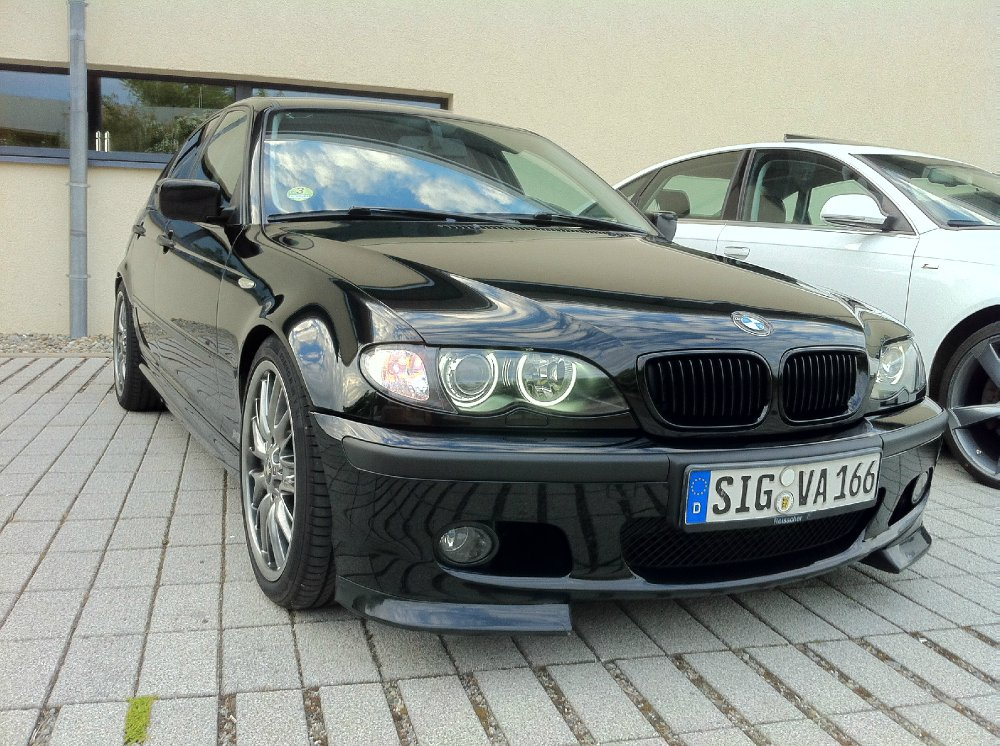 320d e46 m packet ii 3er bmw e46 limousine tuning fotos bilder stories. Black Bedroom Furniture Sets. Home Design Ideas