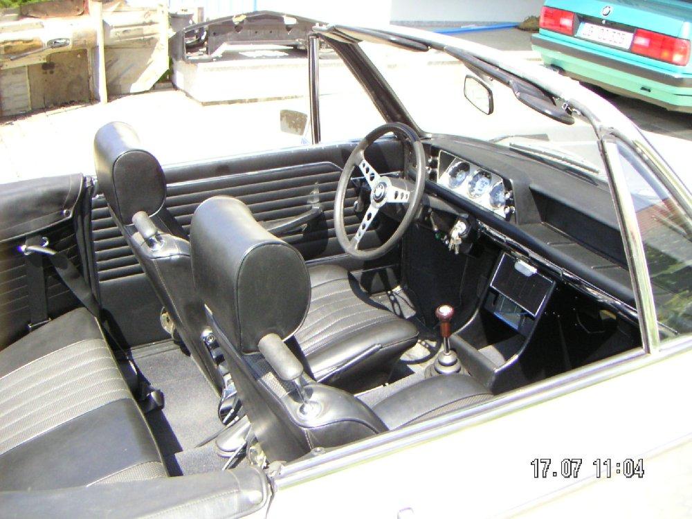 BMW 2002 Vollcabriolet - Fotostories weiterer BMW Modelle