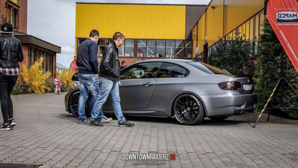"""BMW M3 E92 """"frozen grey 2011 Edition"""" - 3er BMW - E90 / E91 / E92 / E93"""