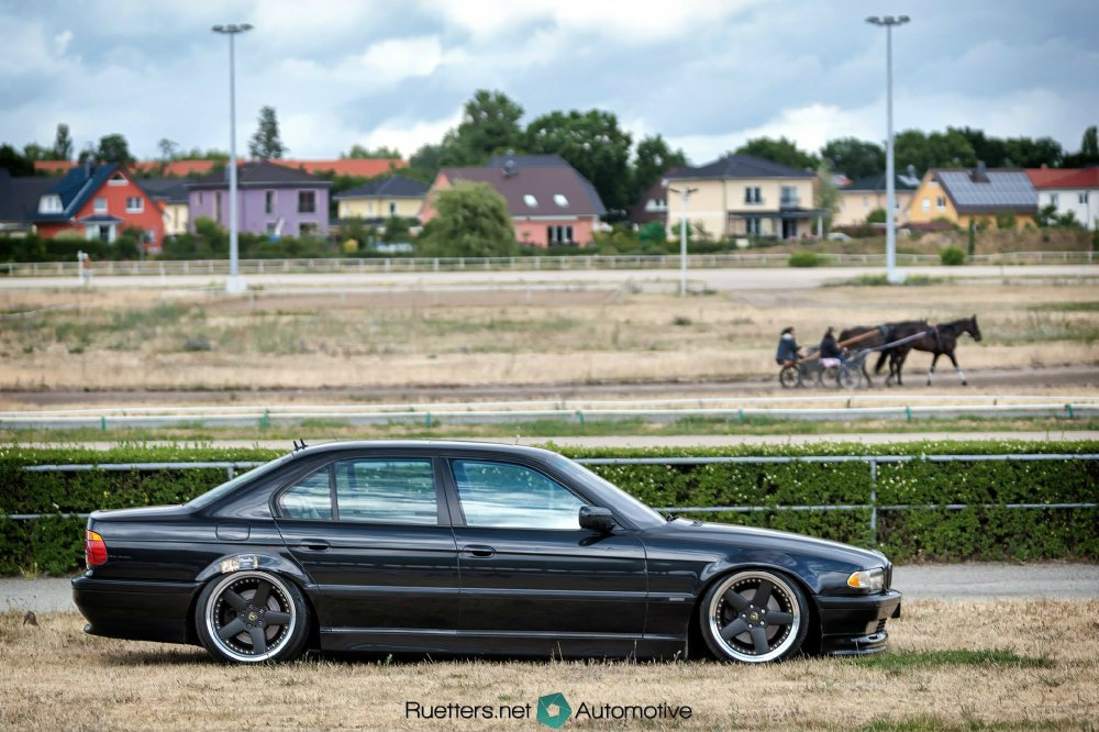 wide n loud e38 by camber - Fotostories weiterer BMW Modelle