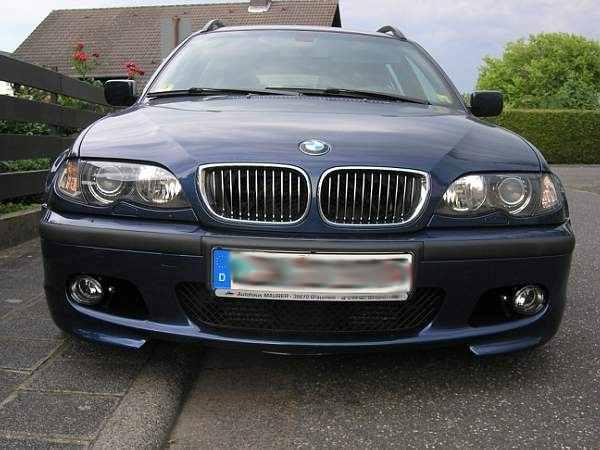 330da Touring mit SMG Lenkrad - 3er BMW - E46