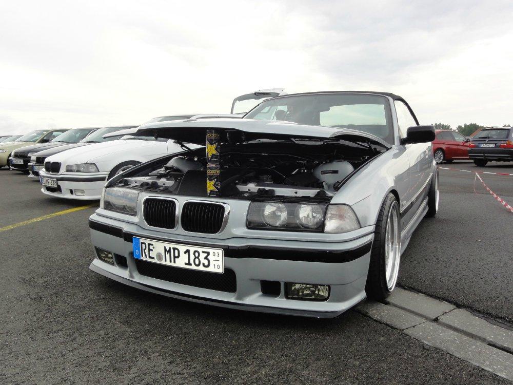 328i Silverstar Oben Ohne ! - 3er BMW - E36
