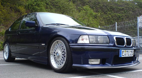Compact  Project eins (323ti) neue pics - 3er BMW - E36