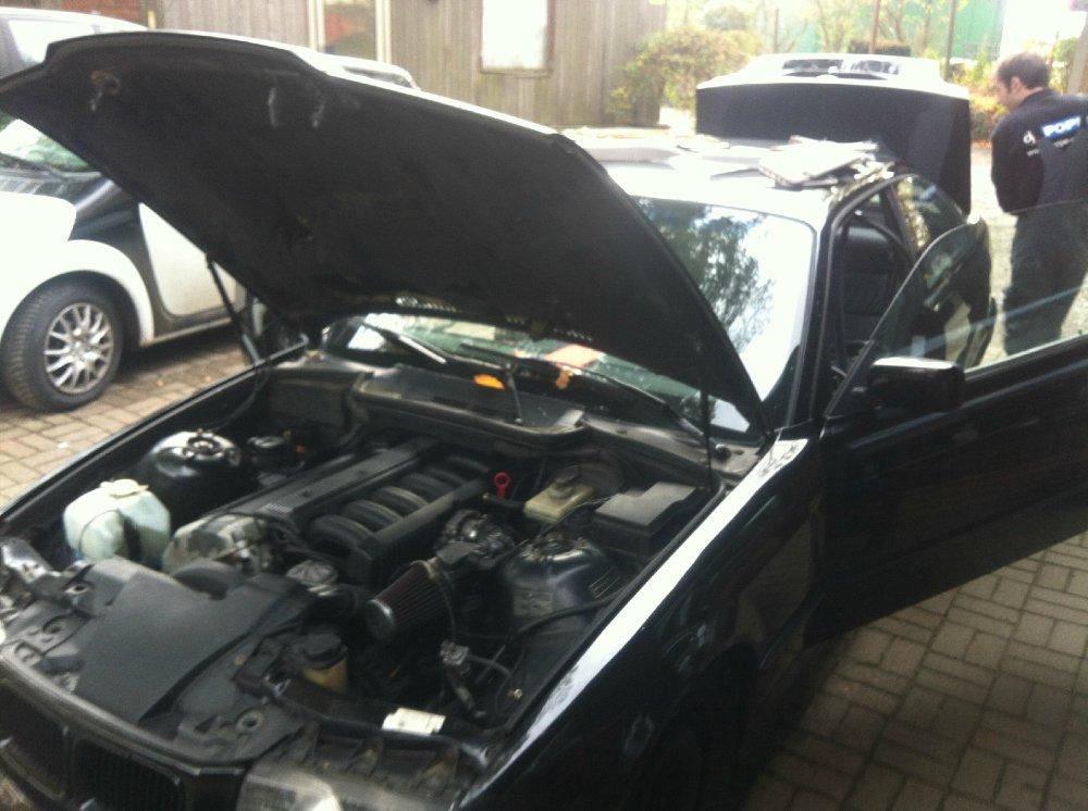 e36 back in black - Verkauft - 3er BMW - E36