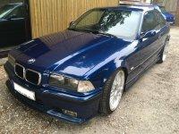 BMW E36 Avusblau - 3er BMW - E36 - IMG_1621.JPG