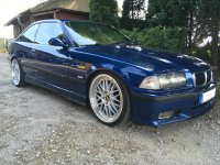 BMW E36 Avusblau