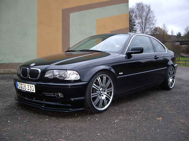 bmw e46 330ci 3er bmw e46 coupe tuning fotos. Black Bedroom Furniture Sets. Home Design Ideas