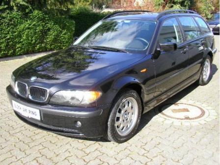 E46 320d Touring - 3er BMW - E46 -