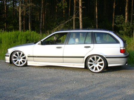 E36 328i Touring 3er Bmw E36 Quot Touring Quot Tuning