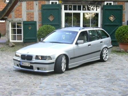 E36 328i Touring 3er BMW E36 Storyseite 2 quot Touring quot Tuning