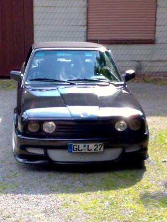 E30 325i cabrio- Japaneditition ist geschichte - 3er BMW - E30