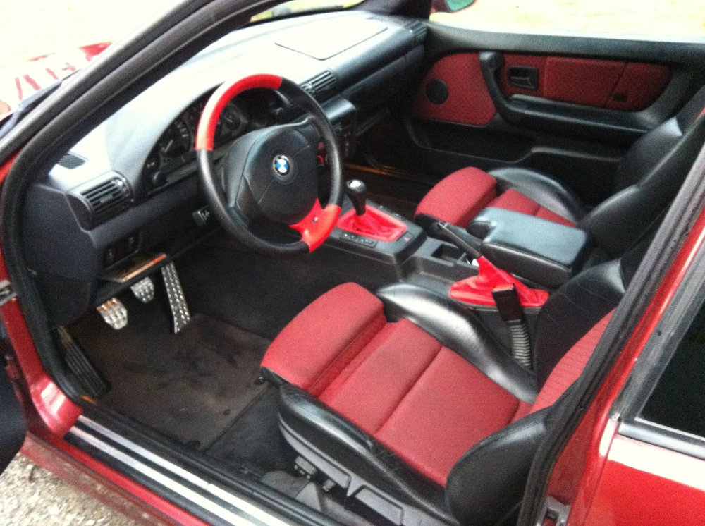 323ti, nicht mehr, nicht weniger.... - 3er BMW - E36