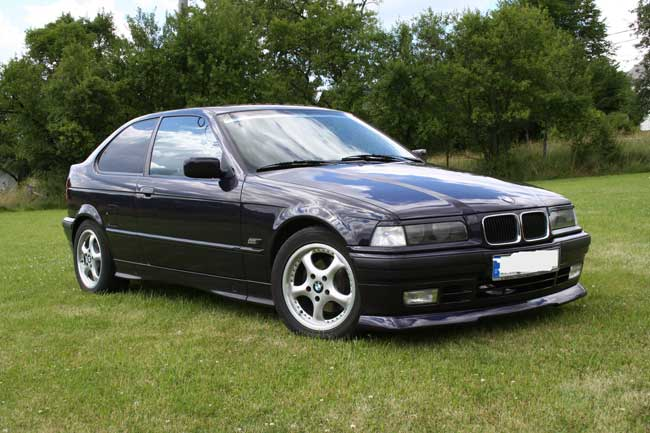e36 316i compact 3er bmw e36 compact tuning fotos bilder stories. Black Bedroom Furniture Sets. Home Design Ideas