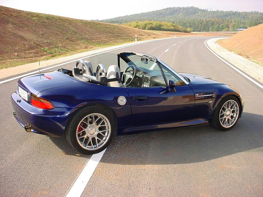 mein ex bmw z3 im m roadster style bmw z1 z3 z4 z8. Black Bedroom Furniture Sets. Home Design Ideas