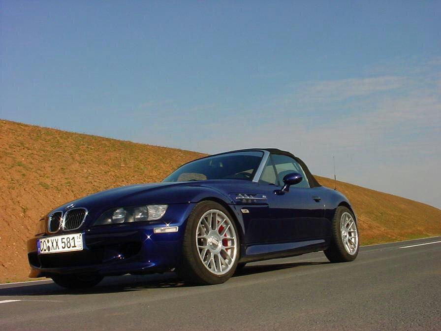 Mein Ex BMW Z3 im M-Roadster Style - BMW Z1, Z3, Z4, Z8