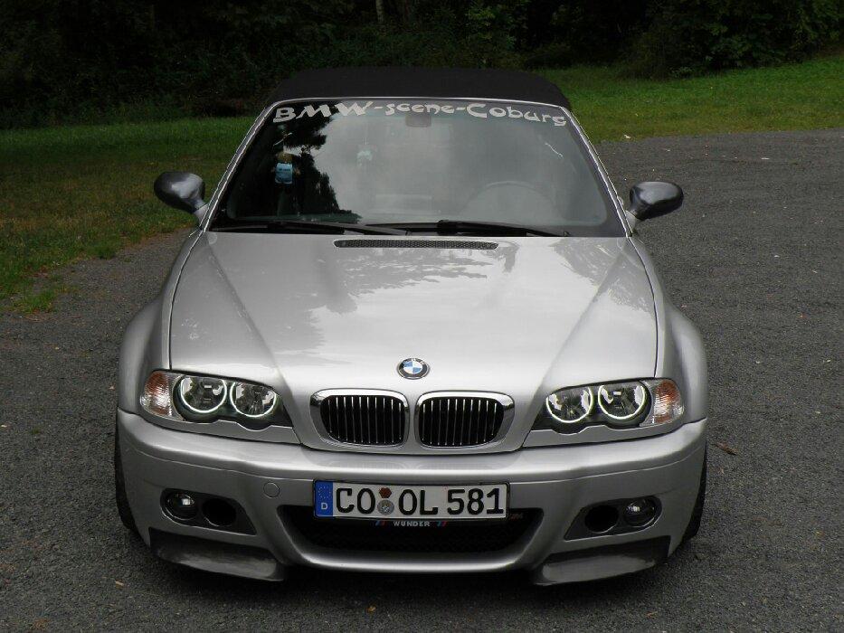 Ex E46 325Ci Cabrio M3 Umbau - 3er BMW - E46