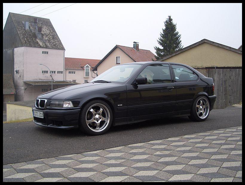 E36 Compact E36 Compact m3 3,2 Csl in Der