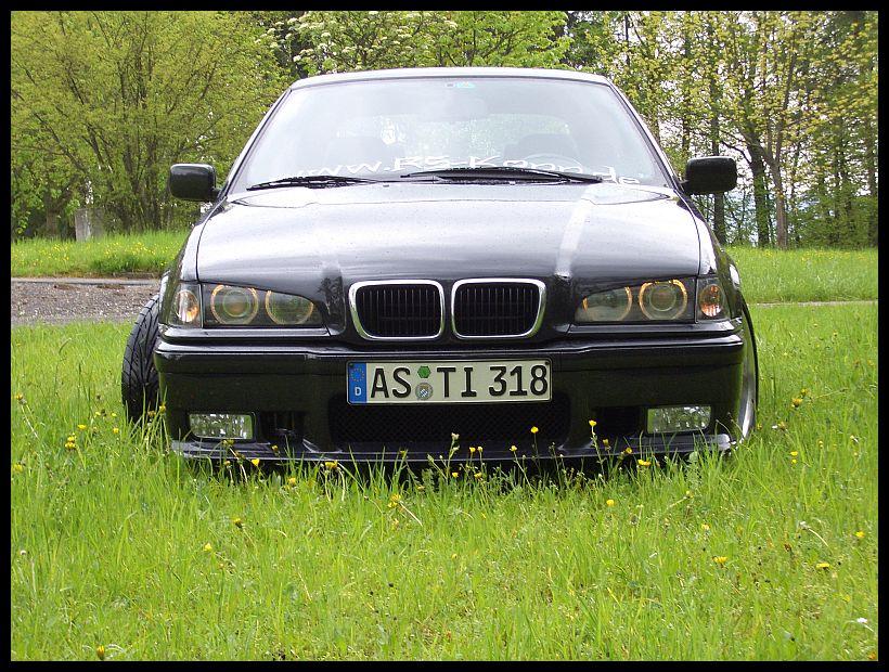 E36 Compact M3 3,2 CSL in der Tuning 02/09 - 3er BMW - E36