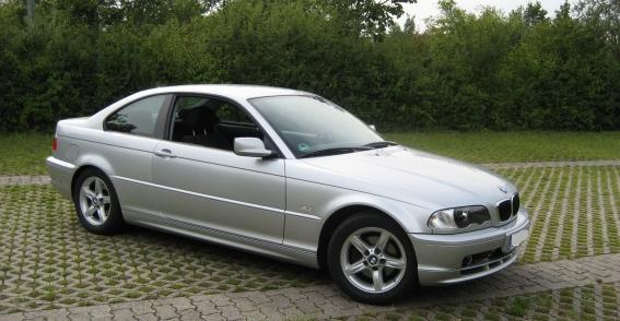E46 318ci - 3er BMW - E46