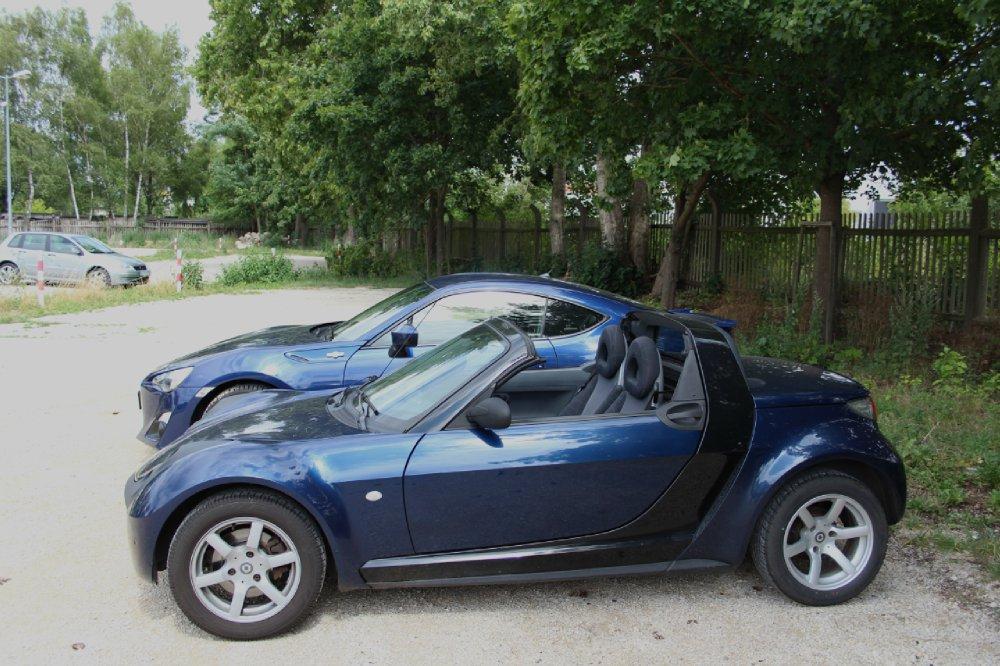 Smart Roadster - Fremdfabrikate