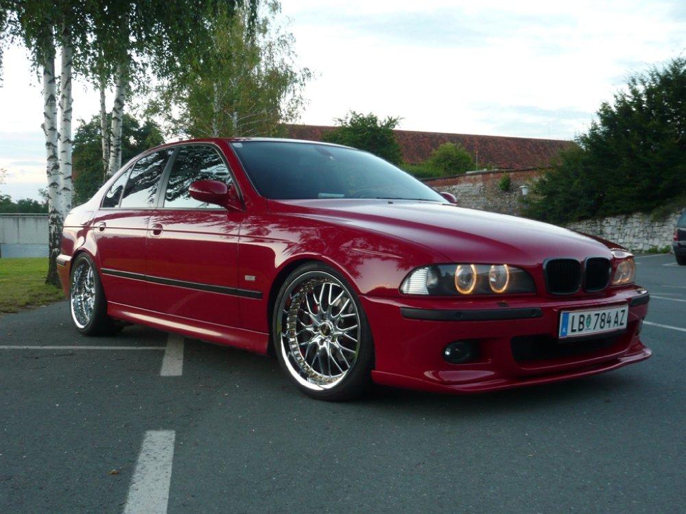 """Pirelli P Zero Nero >> E39 525d imolarot [ 5er BMW - E39 ] """"Limousine"""" - [Tuning ..."""
