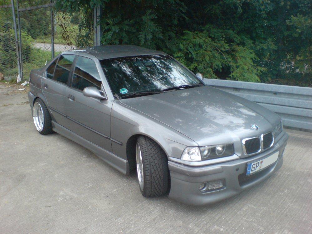Meine BMW E36 325i M50 Limo - 3er BMW - E36