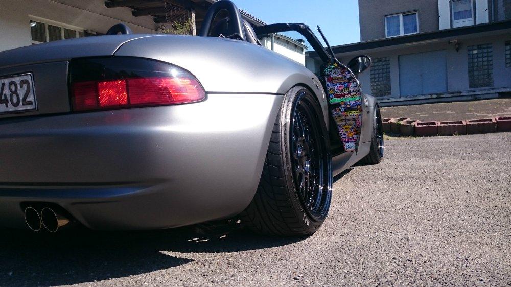 Z3 Clean, Low, Matt... - BMW Z1, Z3, Z4, Z8