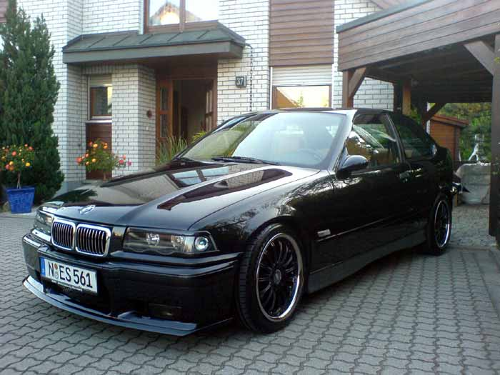 high qualtity tuning e36 compact 3er bmw e36. Black Bedroom Furniture Sets. Home Design Ideas