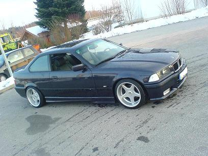328er Auf Brock B1 3er Bmw E36 Quot Coupe Quot Tuning