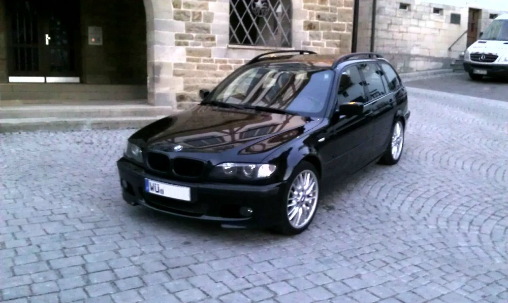 325i touring m paket 3er bmw e46 touring. Black Bedroom Furniture Sets. Home Design Ideas