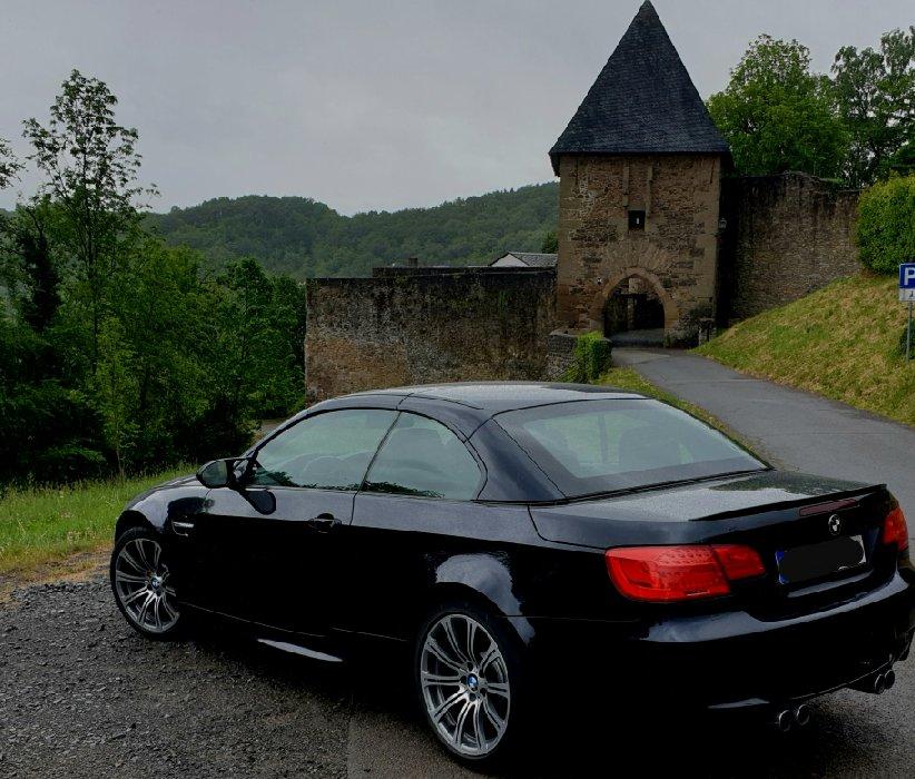 Mein Biest M3E93 - 3er BMW - E90 / E91 / E92 / E93